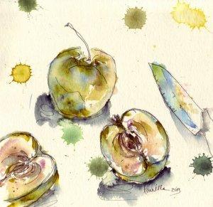 apples aqua
