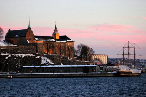 Oslo-Akershus fortress