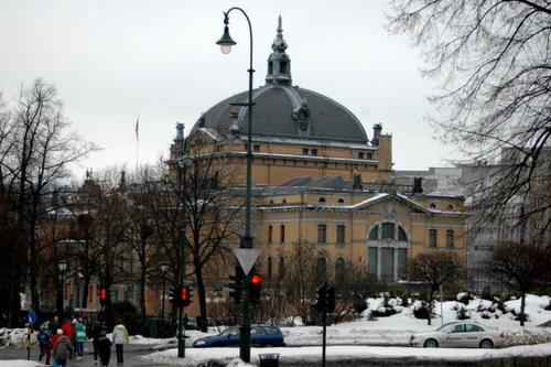 Oslo-national theatre