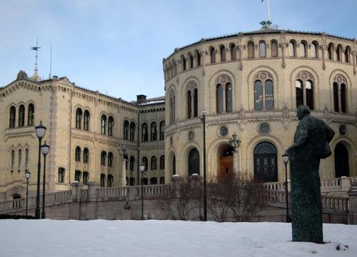 Oslo-Stortinget(Norwegian parliament)