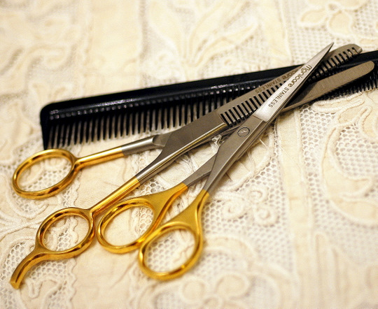 ..scissors-coiffeur..