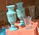 collonges la rouge brocante- vases.NEF