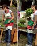 aprons collage 1