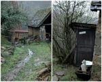 to the stables and toilette-collage
