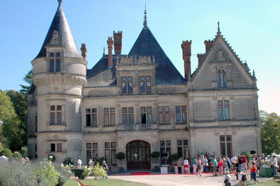 Chateau De Bourdaisi Re Myfrenchkitchen
