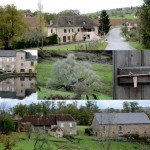 brown houses of correze