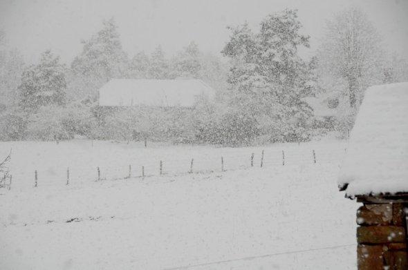 neige large
