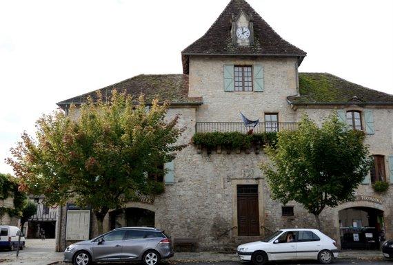 les hotels de villes - Bretenoux 1