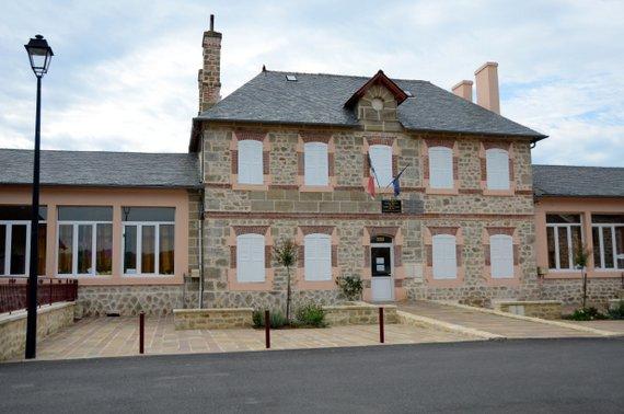 les hotels de villes - Puy d'Arnac