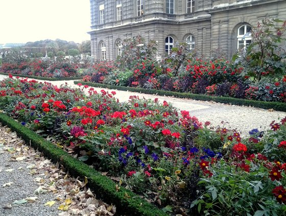 Le jardin du luxembourg myfrenchkitchen for Le jardin luxembourg