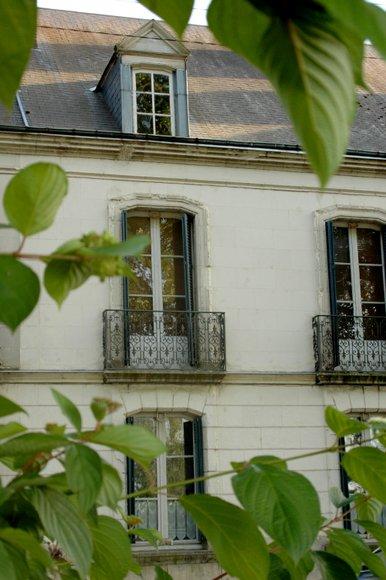 garden 2008  2000x3008. Loire home