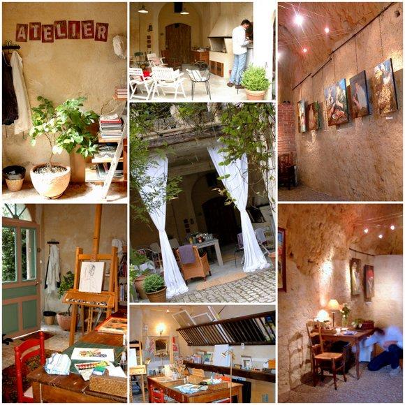 garden 2008 5120x5120. art studio