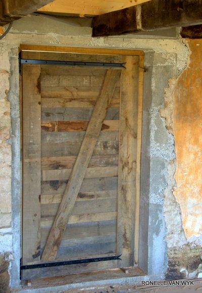 doors of my house.NEF-002