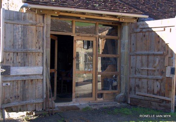doors of my house.NEF-014