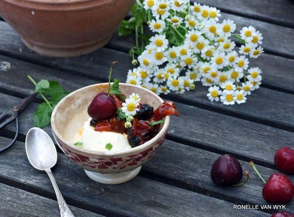 cottage cheese with roasted honey tomatoes-002