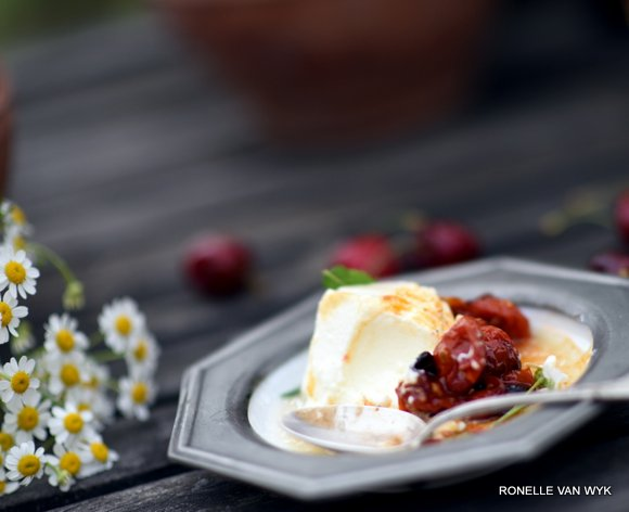 cottage cheese with roasted honey tomatoes-006