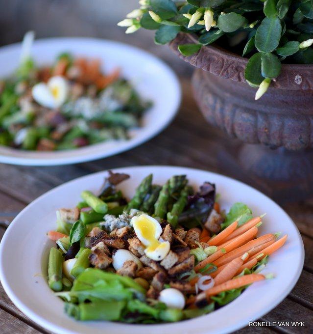 Spring salad 2016